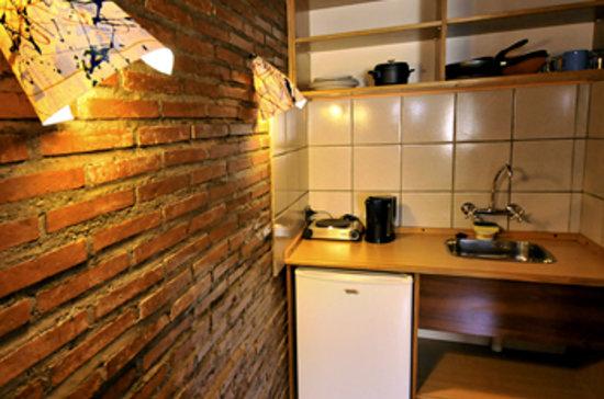 A la Maison: Kitchen