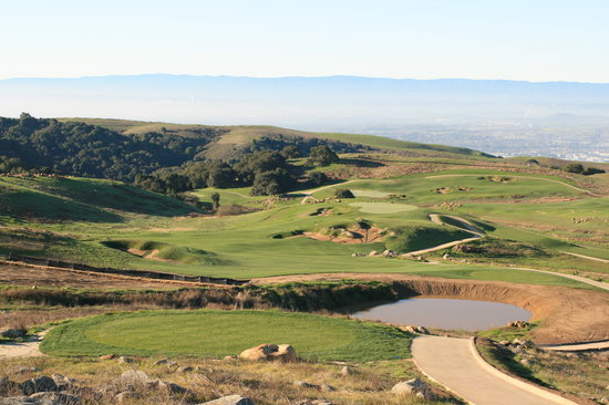 TPC Stonebrae Country Club: View of course