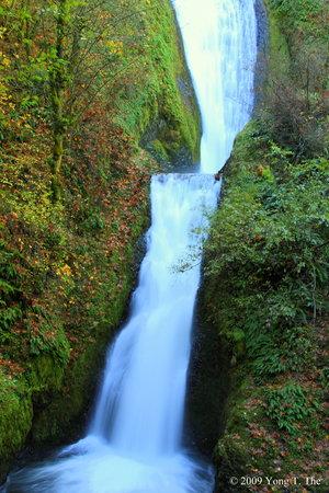 Corbett, Oregon: Bridal Veil Falls