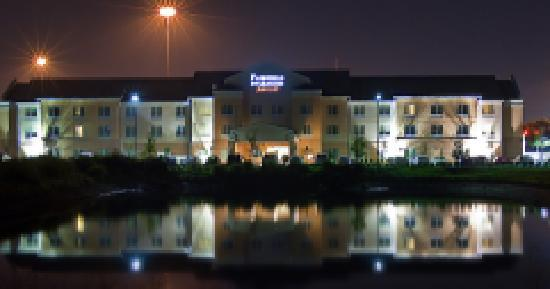 "Fairfield Inn & Suites Tampa Fairgrounds / Casino: ""Where Staying is Believing"""