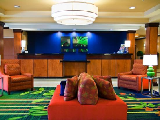 Fairfield Inn & Suites Tampa Fairgrounds/Casino: Brand New Hotel!