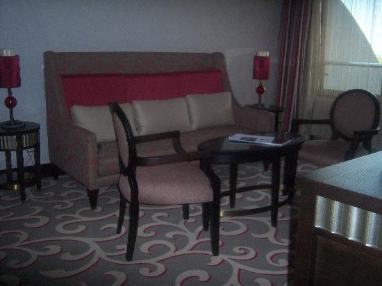 Cornelia Diamond Golf Resort & Spa: The Living Room