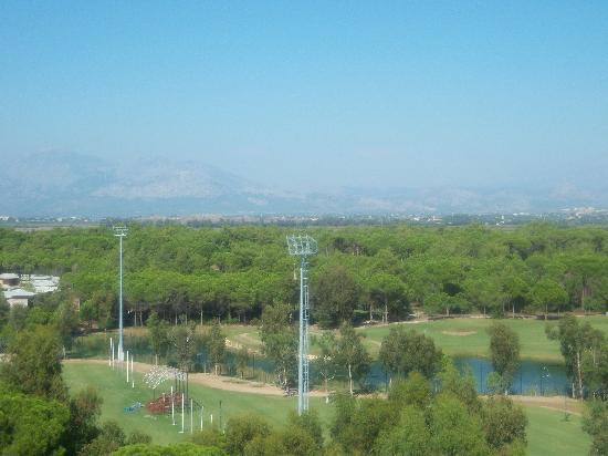 Cornelia Diamond Golf Resort & Spa: Our View