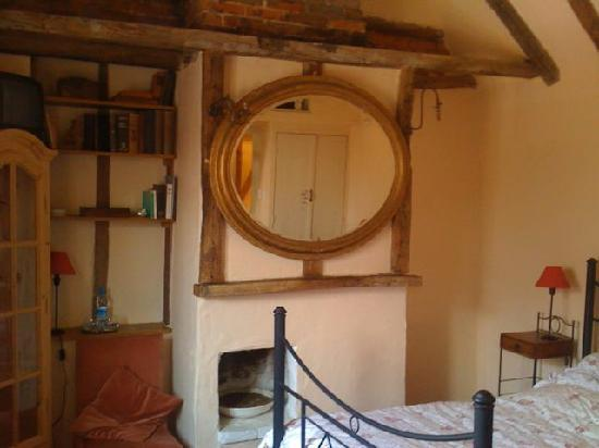 Wivenhoe, UK: the double room