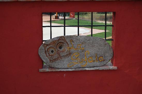 B&B  La Gufaia : L'ingresso