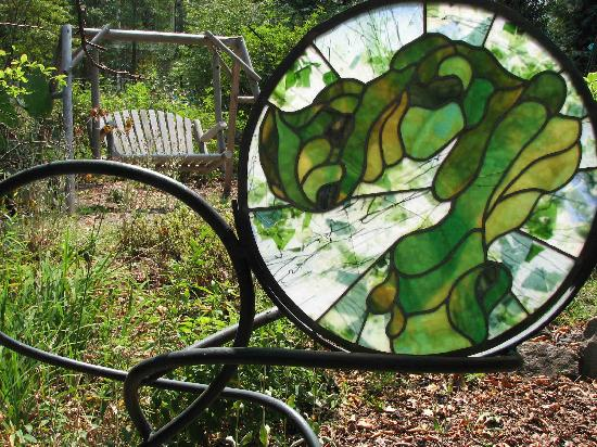 27 Blake Street Bed & Breakfast: Stained Glass Garden