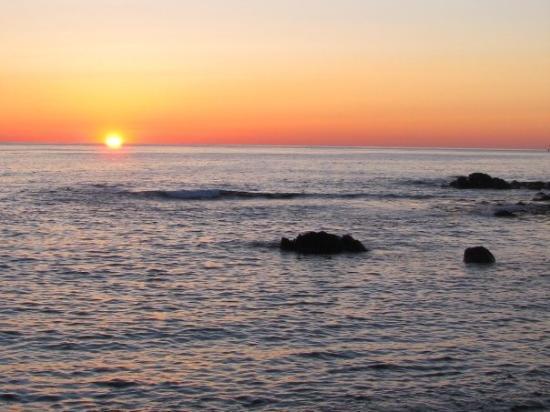اوجون كيوت, Maine: Sunrise at Perkins Cove