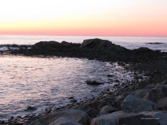 Ogunquit, ME: Sunrise at Perkins Cove