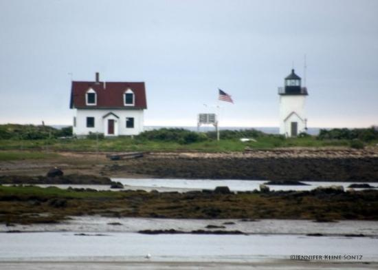 Cape Porpoise Or Goose Rock Not Sure Which Picture Of