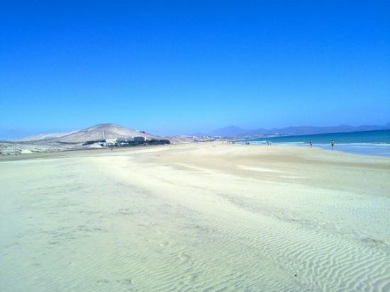 Costa Calma, Espagne : Playa Barca, Fuerteventura. Para pasar una semanita en la playa en otoño.
