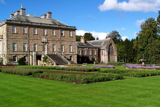 Ellon, UK: Haddo House, Methlick