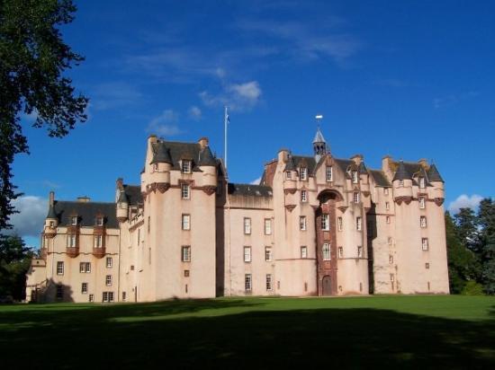 Fyvie Castle, Fyvie