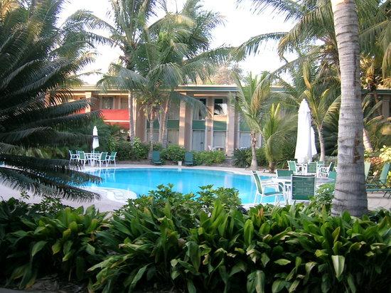 Casa Andina Premium Piura: Vista desde el patio