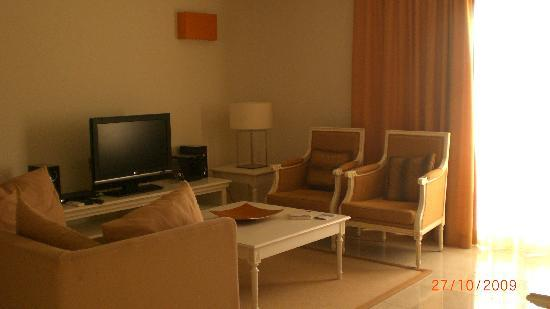 Monte Santo Resort: lounge area