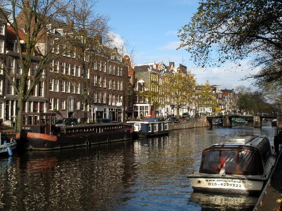 Amsterdam Canal Foto Di Renaissance Amsterdam Hotel