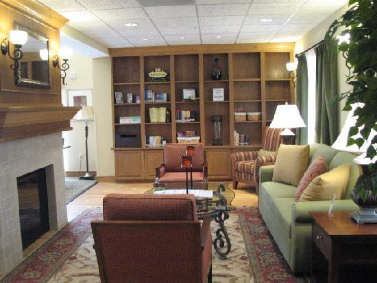 Country Inn & Suites By Carlson, Covington, LA: Commons Area