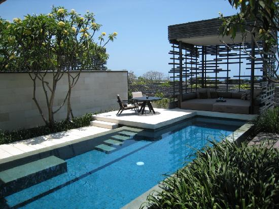 Alila Villas Uluwatu: The Pool at the Villa