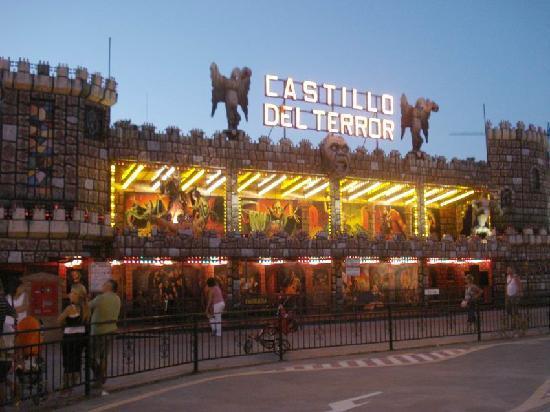 Tivoli World: Castillo del Terror