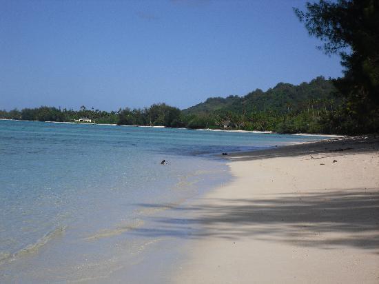 Bella Beach Bungalows: Beach