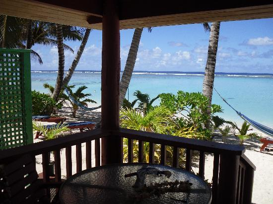 Bella Beach Bungalows: View from deck