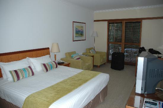 Dunsborough, Australia: Bed & Lounge Area