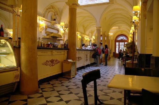 Viterbo, Włochy: Caffè Schenardi