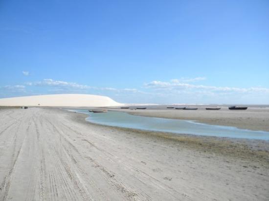 Jericoacoara, CE: e a duna do por do sol