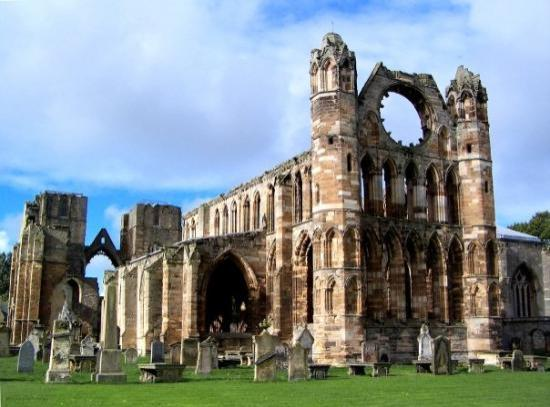 Elgin Cathedral, Elgin