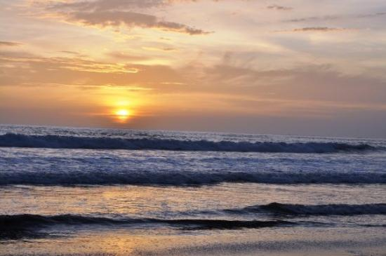 Playa Grande, Costa Rica: The beach