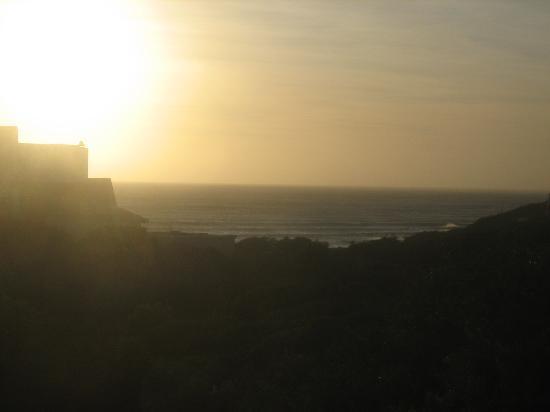 Angels' Cottage B&B: Sonnenaufgang (Blick aus dem Fenster)