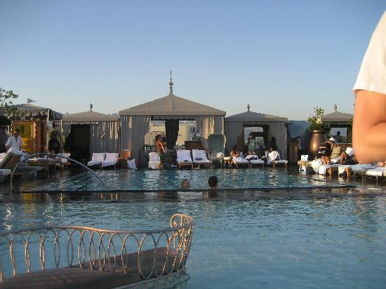 SLS Hotel, A Luxury Collection Hotel, Beverly Hills: Pool