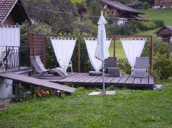 Lakelodge Iseltwald Hostel: Chillout
