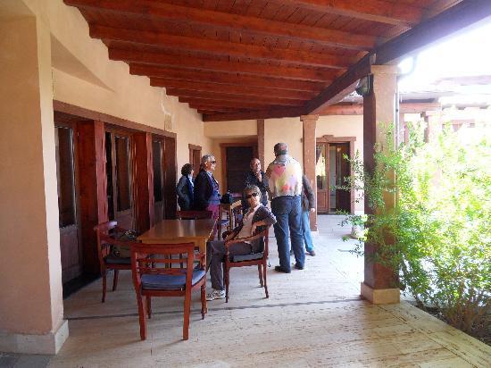 Hotel Castellinaria: una sosta, prima della partenza