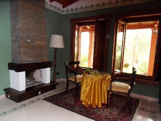 Orroli, Italy: la mia stanza
