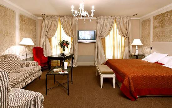 El Palace Hotel: Junior Suite