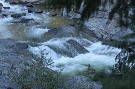 The Yaak Falls