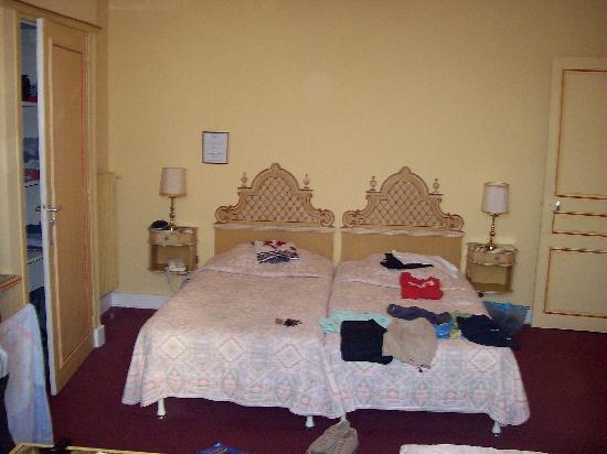 Vals-les-Bains, Frankrijk: Chambre mini-suite