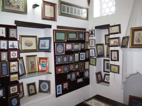 Caferaga Medresesi : One of many artist rooms