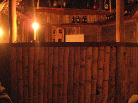 Liana Lodge : The Bar.