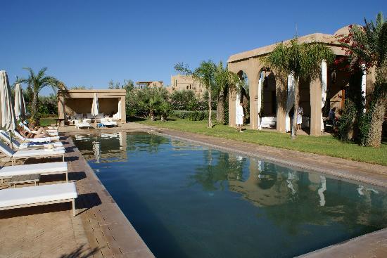 Villa Jenaima Marrakech : La villa