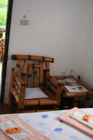 Caramoan, Philippines: AC Room No 1.