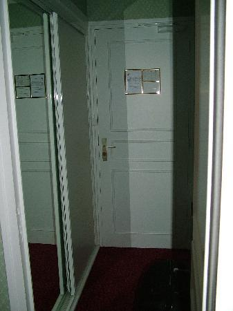 Hotel Gradlon: Stanza