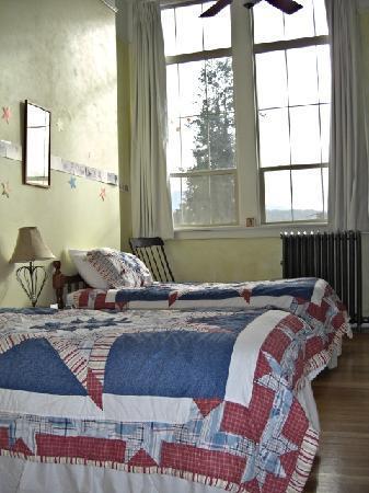Northside School Bed and Breakfast: Good room for kids