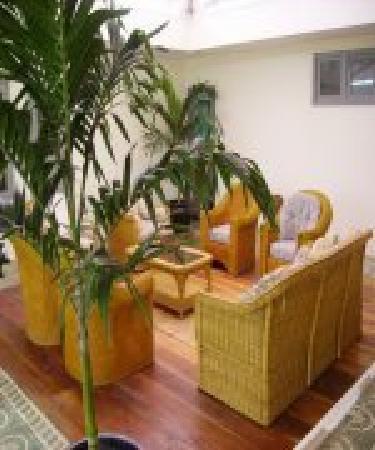 River Ray Estates Resort: Sitting Area