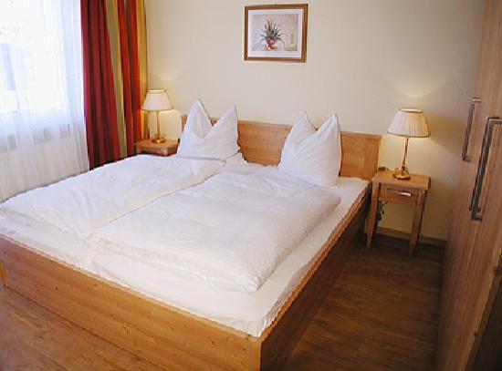 Landhaus Sonnenzauber: dormitorio