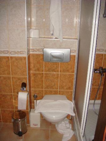 Himeros Life Hotel: bathroom