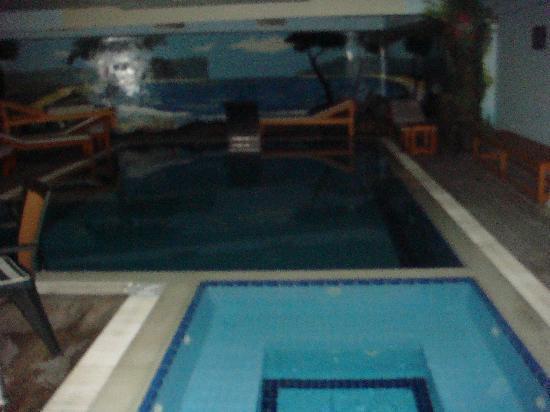 Himeros Life Hotel: indoor pool