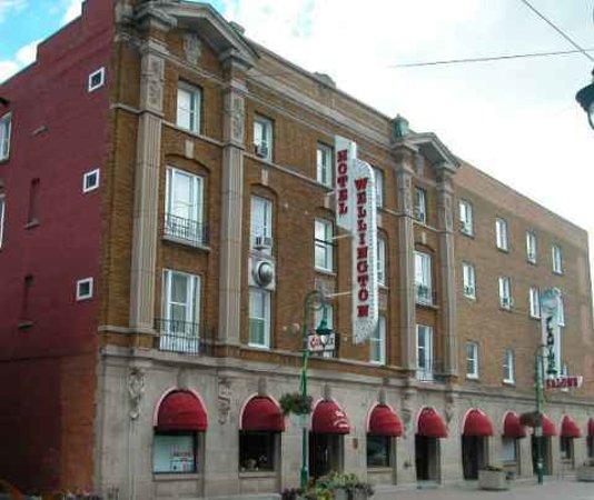 Sherbrooke, كندا: HOTEL WELLINGTON SHERBROOKE