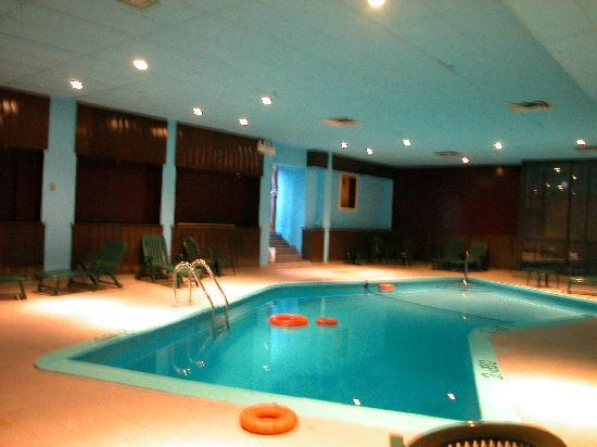 Wellington Hotel Sherbrooke: Pool