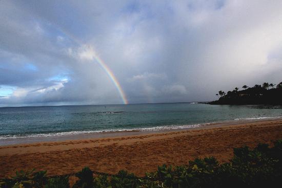 Hale Napili: Rainbow